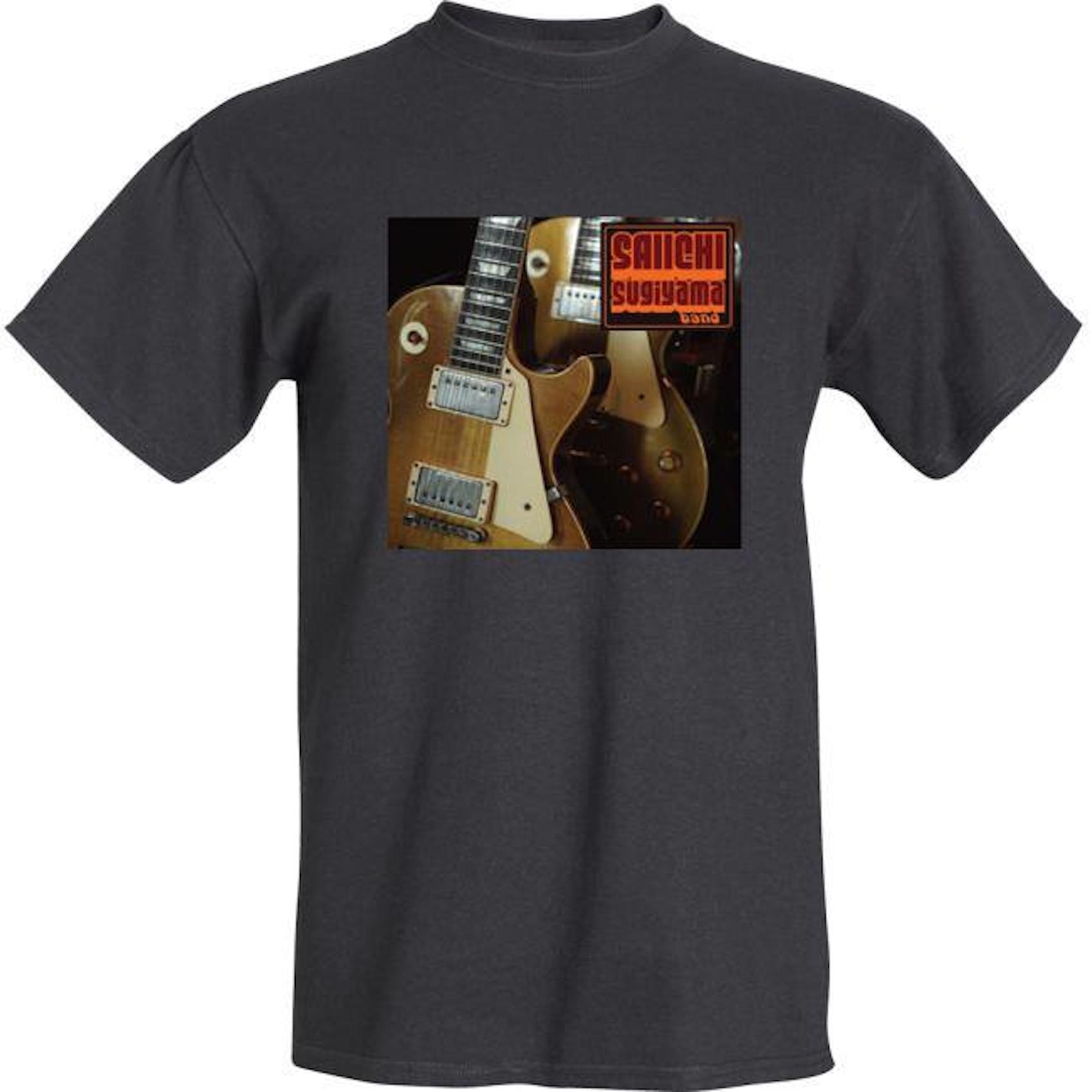 Band shirt saiichi sugiyama band for Making band t shirts